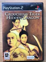 Crouching Tiger Hidden Dragon PS2 Game Sony PlayStation 2 Based on the Film