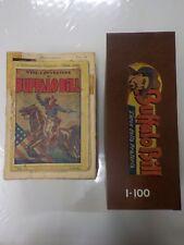 Buffalo Bill 1/196 - Serie Completa - Collezione del 1947 - COMPRO FUMETTI SHOP