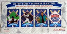 TORONTO BLUE JAYS ~ 1994 Victory Seals Stamp Sheet