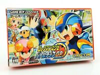 Rockman EXE Battle Chip GP - Jeu Nintendo Game Boy Advance GBA JAP Japan complet