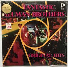 Fantastic Allman Brothers - Original Hits - 1974 -  Vinyl Record LP