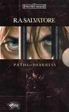 Paths of Darkness Gift Set (v. 1-4), Salvatore, R.A., Acceptable Book