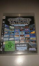 SEGA Mega Drive Ultimate Collection (Sony PlayStation 3 PS3 Spiel)