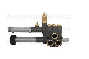 Pump Head Annovi Reverberi SRMW2.4G28  SRMW2.3G27 SRMW2.3G28 Pressure Head Only