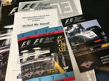 Formula 1 Grand Prix Of Indianapolis-2001-lb