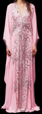 DUBAI VERY FANCY KAFTANS / abaya jalabiya Ladies Maxi Dress Wedding gown SAKHEE