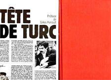 Tête de turc // Günter WALLRAFF // Témoignage d'un journaliste en Allemagne