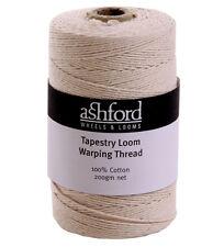Ashford Tapestry Loom Warping Thread 200g for Weaving