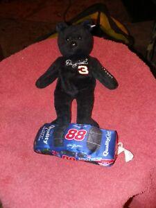 Dale Earnhardt Sr. & Jr. NASCAR beanies. New condition.