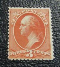 nystamps US Stamp # 214 Mint OG H $60