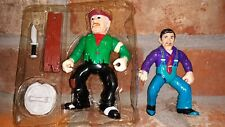 The Tramp Big Boy Dick Tracy Playmates Figure Coppers & Gangsters Disney lot vtg