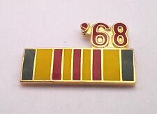 *** VIETNAM RIBBON 68 *** Military Veteran Hat Pin 14796 HO