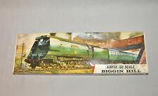 Vintage Airfix Oo Biggin Hill Steam Locomitive Plastic Model Kit