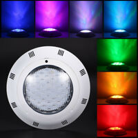 RGB 360 LED Poollicht Schwimmbad Beleuchtung Poolbeleuchtung IP68 35W
