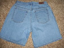 "L.L.Bean Women Shorts 10 Reg. 11""Rise 30""Waist 7""L 100% Cotton  # 27"