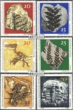 DDR 1822-1827 (complete.issue) used 1973 Natural History