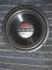 "New BOSS CX10 CHAOS EXXTREME 10"" Single 4 ohm  SVC Sub Woofer 600W Car Audio Sub"