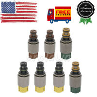 7x 6HP19 6HP26 6HP32 TRANSMISSION SOLENOID KIT FITS FOR BMW X3 X5 AUDI A6 A8 Q7