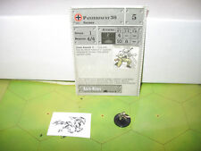 Axis & Allies 1939-1945 Panzerfaust 30 with card 44/60