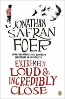 Extremely Loud and Incredibly Close by Safran Foer, Jonathan Paperback Book The