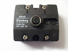 Lumberg 0911 ANC 101 AS-Interface Abzweigverbinder