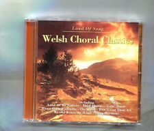 Various Artists - Welsh Choral Classics - Land of Song - Various Artists CD 83VG