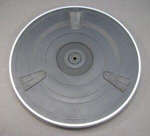 Hitachi HT-MD03 Direct Drive Turntable Parts - ORIGINAL PLATTER
