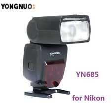 YONGNUO TTL YN685 Flash Unit Speedlite Build-in Radio HSS 1/8000 for Nikon Camer