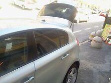 TENDINA PELLICOLA PARASOLE STATICA SU MISURA BMW X6 F16 5 PORTE 2014->