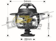 DAYCO Thermostat FOR Holden Rodeo 1984-6/88 2.2L 8V OHV Diesel KBD43 C223