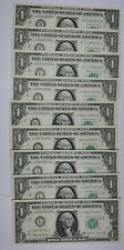 1963 B $1 Barr Complete District set including star notes! Uncirculated!