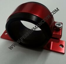 RED Fuel Pump Mounting Bracket Single Filter Clamp Cradle  BOSCH 044 60mm