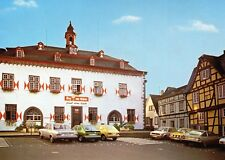 A colori AK Linz-VW GOLF SCIROCCO-Citroen Cx-Ford Capri-FIAT 127-AUDI
