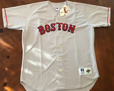 Nomar Garciaparra Boston Red Sox Authentic jersey Away BNWT Russell size 48
