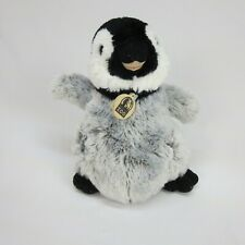 "Penguin Playful Wild Republic stuffed animal 10""soft plush toy"