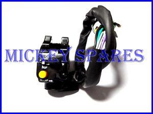Royal Enfield Handlebar Left Hand Horn Light Dipper Switch