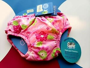 Iplay Baby  Absorbent Girl Pool Approved Cloth Reusable Swim Diaper Bathing Suit