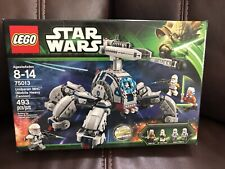 Lego Star Wars Clone Wars Umbaran MHC 75013 Mobile Heavy Cannon SEALED SET - NEW