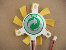 65mm VGA Video Card Fan Replacement 40mm 43mm 2pin 155