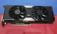 AS IS - EVGA GeForce GTX 780 SC 3GB GDDR5 ACX Video Card  - FOR PARTS