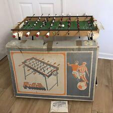 Vintage ARCOFALC Calcio Football Table Game Milano Made In Italy Sport Foosball