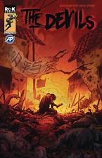 The Devils #1 Comic Book 2019 - Antarctic Press
