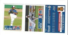 2018 TENNESSEE SMOKIES COMPLETE TEAM SET MINORS AA CHICAGO CUBS