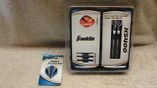 Franklin XS400 Dart Set, 18g. with Dart Flights, NIP