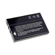 Akku für Baofeng UV-3R 3,7V 1000mAh/3,7Wh Li-Ion Schwarz