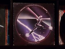 Jefferson Starship ♫ Dragon Fly ♫ Rare 1974 Debut Album US Original LP w/Insert