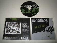 THE PROMISE/BELIEVER(GSR/GSR035)CD ALBUM