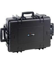 B&W Werkzeugkoffer Tough Case Type Jumbo 6700 Pocket 117.19/P, Koffer, schwarz