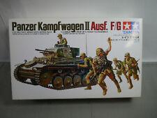 Tamiya 35009 Solid Chariots II Ausf. F/G Military Miniature 1:3 5 (K26)