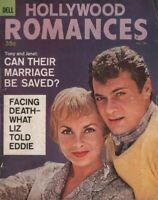 Hollywood Romances #15 1961 Liz Taylor Doris Day Debbie Reynolds  062819DBE